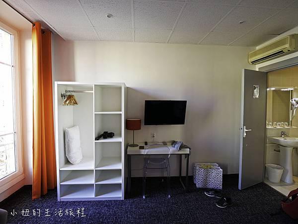 尼斯住宿推薦,阿瑪里斯酒店 Amaryllis Hôtel-5.jpg