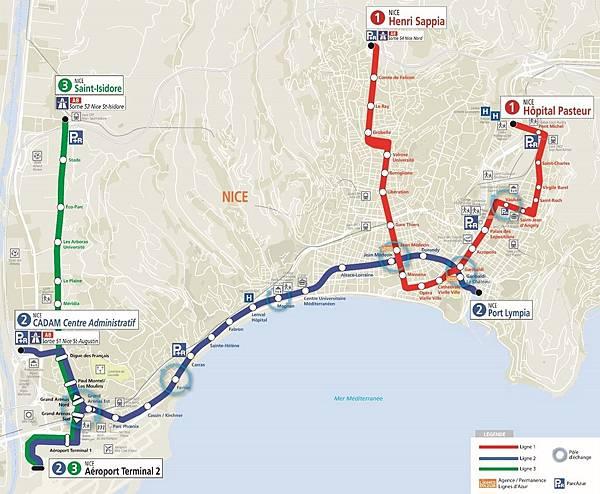 lignes-tram
