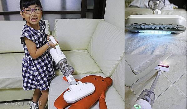 JWAY 無線三合一塵螨吸塵器 JY-SV01M -100