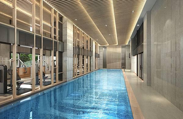 柏克萊公園 泳池 0123