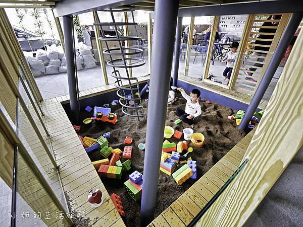 宜蘭85度c,親子遊戲室,沙池-8.jpg