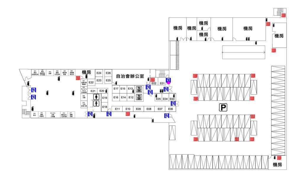 地圖給市場處-O-2樓