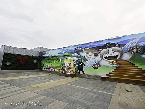 松山機場景觀台,看飛機-11.jpg