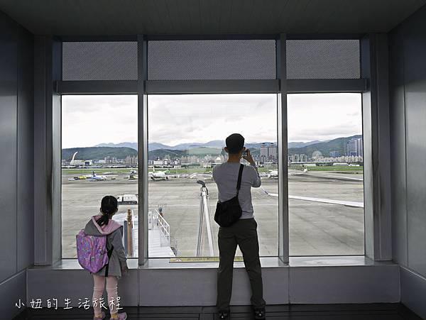 松山機場景觀台,看飛機-18.jpg