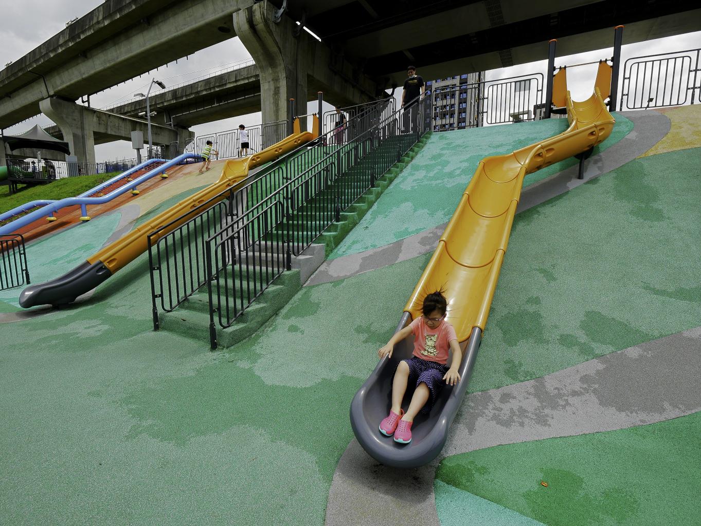 大都會公園,獼猴溜滑梯-10.jpg