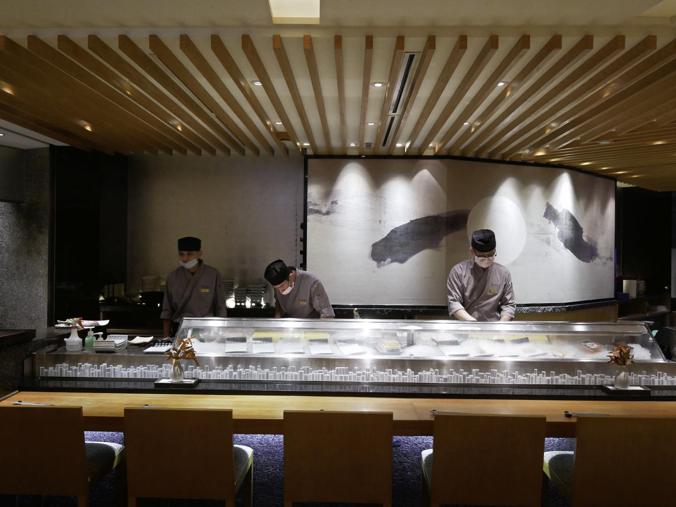 香格里拉台北遠東國際大飯店,ibuki 日本料理餐廳-5.jpg