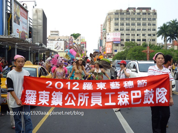 2012羅東藝穗節-暖身-踩街小遊行-01