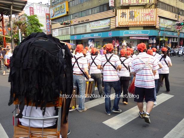 2012羅東藝穗節-暖身-踩街小遊行-02