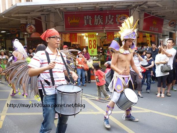 2012羅東藝穗節-暖身-踩街小遊行-05