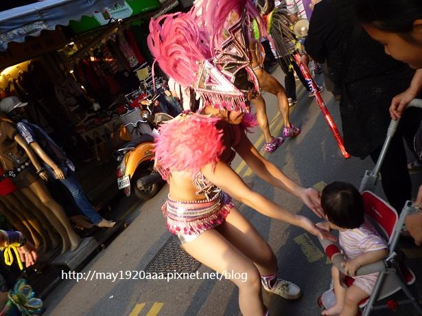 2012羅東藝穗節-暖身-踩街小遊行-07