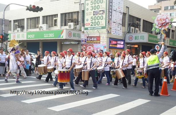 2012羅東藝穗節-暖身-踩街小遊行-10