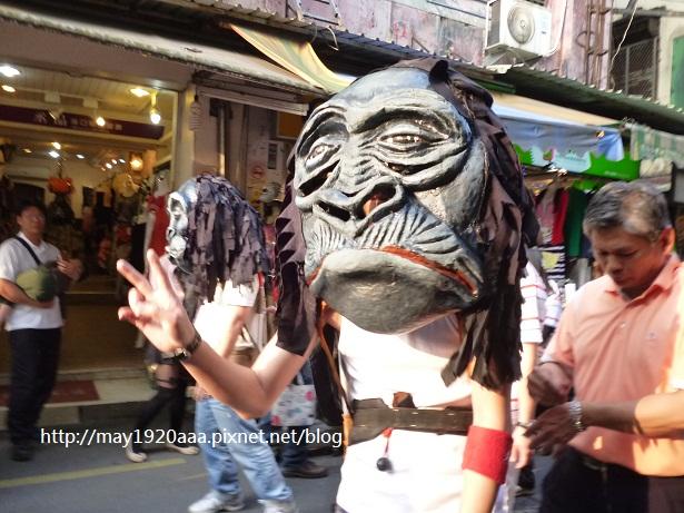 2012羅東藝穗節-暖身-踩街小遊行-09