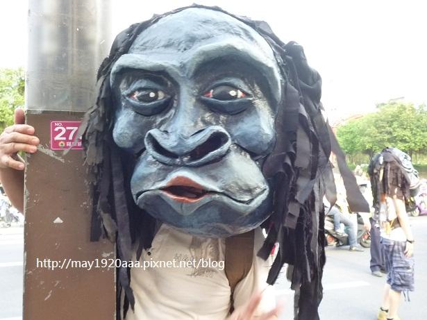 2012羅東藝穗節-暖身-踩街小遊行-12