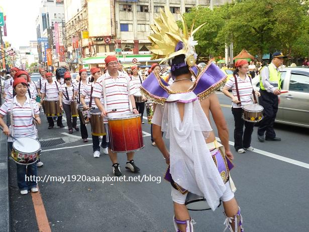 2012羅東藝穗節-暖身-踩街小遊行-11