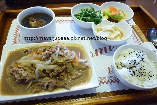 格林親子餐與宿_03_餐點-簡餐
