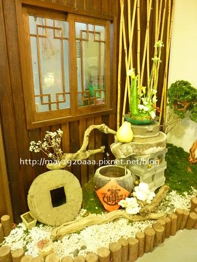 2012冬山茶米節_菇菇茶米館_04