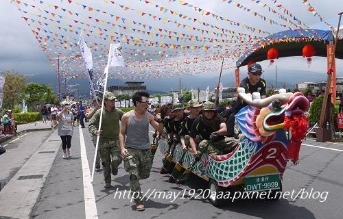 2014清溝社區龍舟文化節~陸上龍舟賽_P1040565.JPG