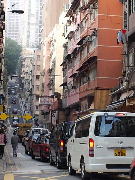 香港住宿-1