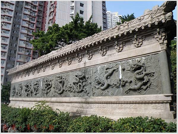 香港黃大仙廟.-4