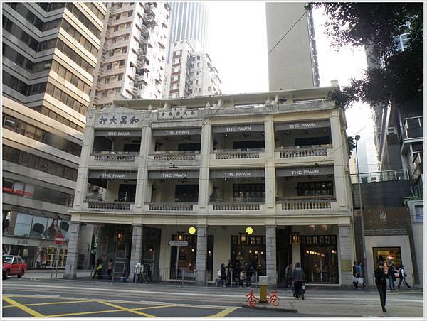 香港街頭-6