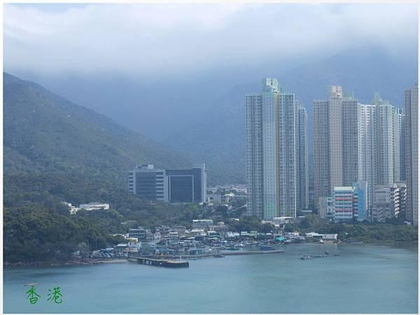香港搭纜車-3