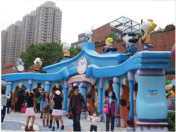 香港沙田-史努比公園08