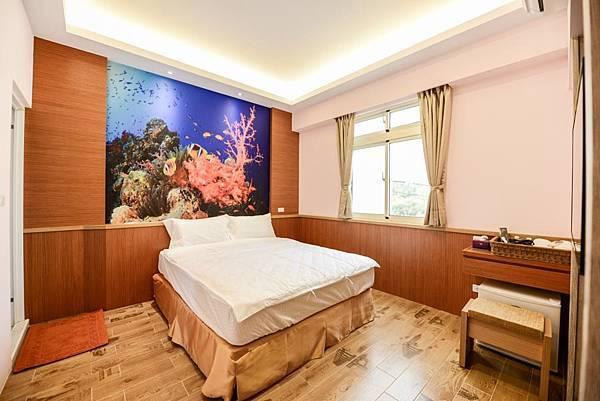 小琉球琉連民宿房間