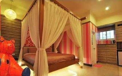 小琉球水晶渡假民宿房間