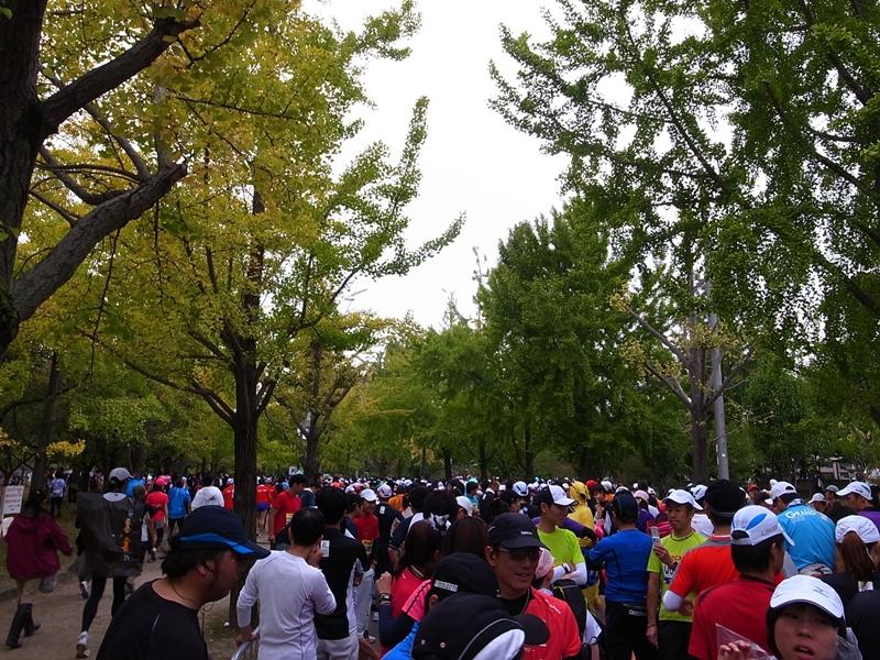 大阪馬拉松二三事 (6).JPG