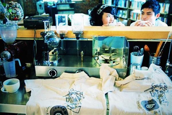 房間咖啡館