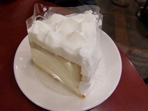 星巴克的(好多)奶油蛋糕