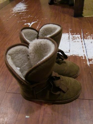 我的小雪靴