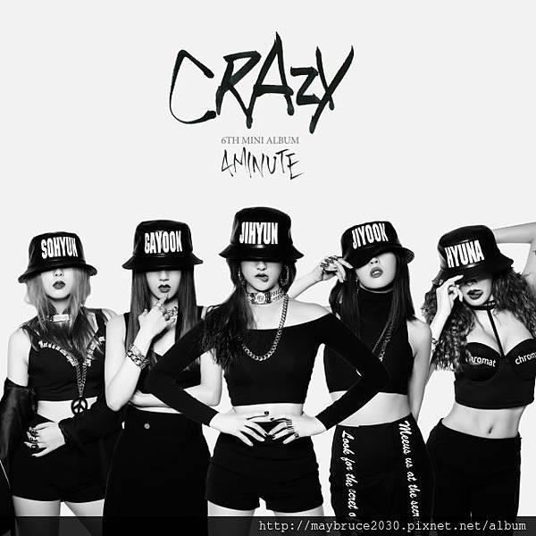 4minute-Crazy