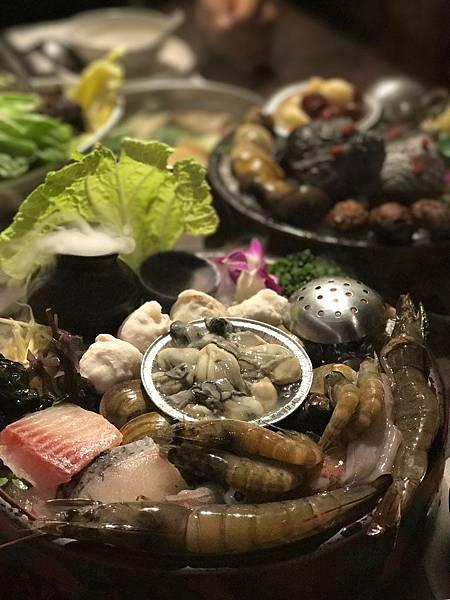 【台北芝山站】天鍋宴@超優質海鮮火鍋 澎湃超過癮