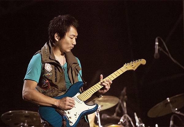 吉他手石頭