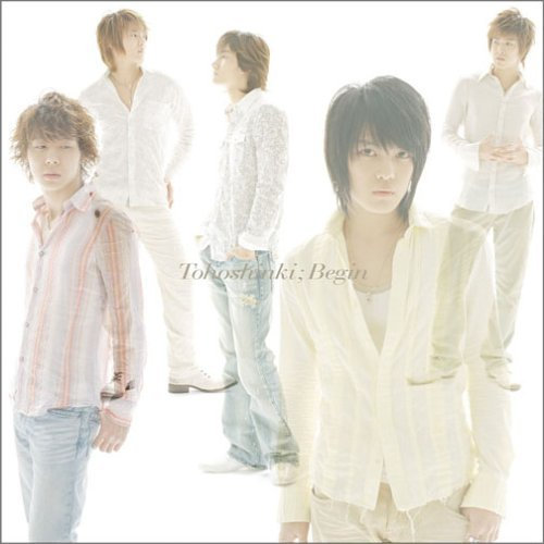 日單曲 6th Single-1  'Begin' (2006.06.21) ORICON 8名.jpg