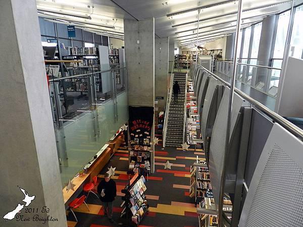New brighton圖書館