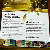 Arrowtown聖誕節活動