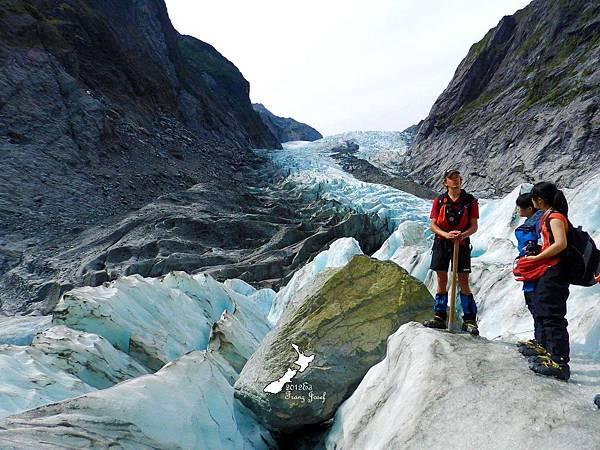 2/5Franz Josef冰河