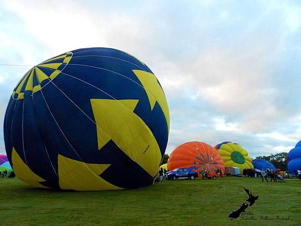 Hamilton Balloon Festival