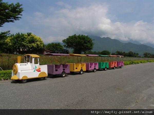 環園小火車