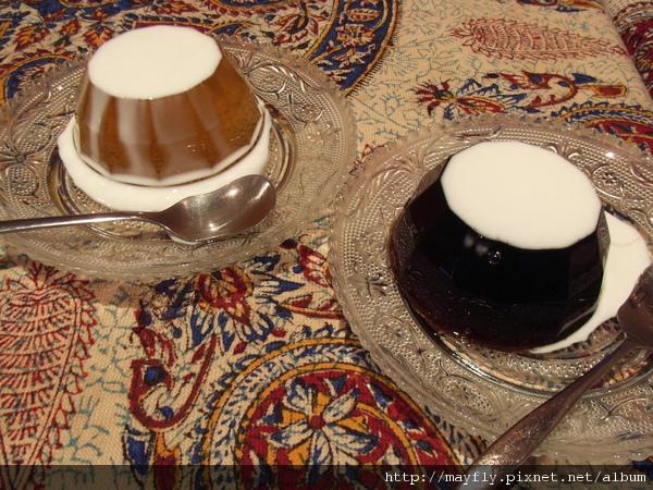 茶凍+咖啡凍