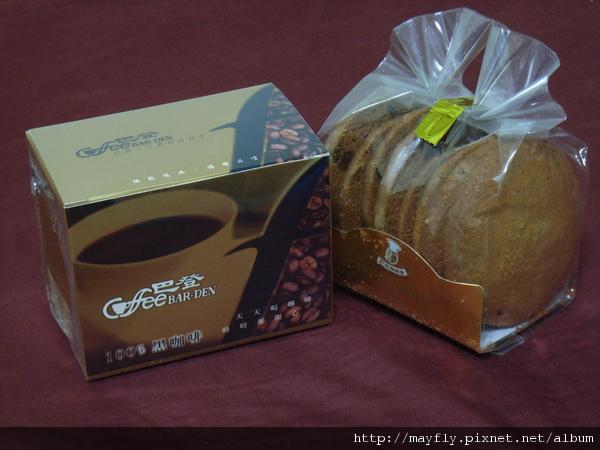 黑咖啡+巧克力餅乾