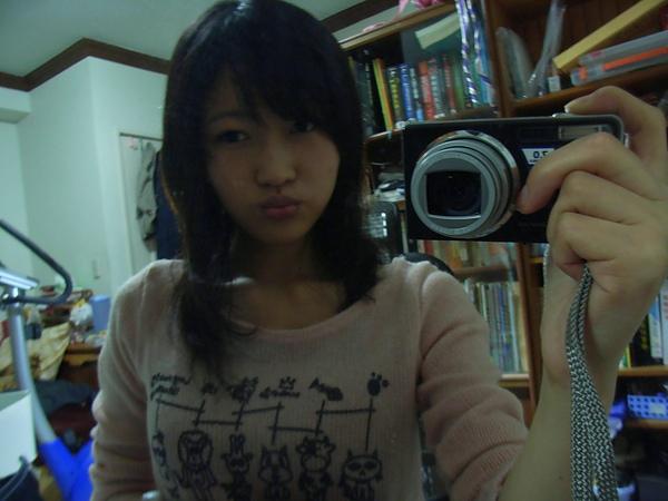 很喜歡拍鏡子