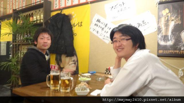 日本賞櫻@德島喝酒25