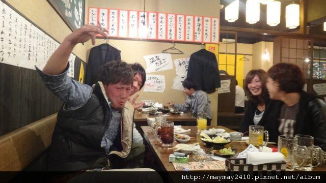 日本賞櫻@德島喝酒43