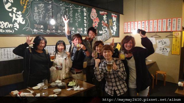 日本賞櫻@德島喝酒50