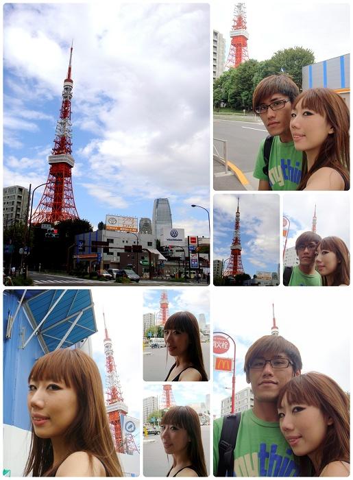 Tokyo Tower -路口(may自拍).jpg
