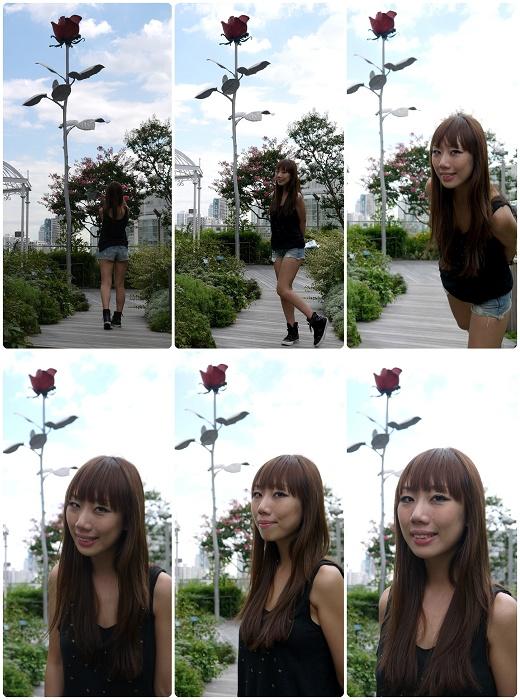 六本木Hills-MAY&好一朵美麗的玫瑰花2(B).jpg