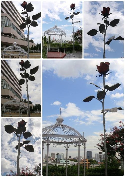 六本木Hills-好一朵美麗的玫瑰花(B).jpg